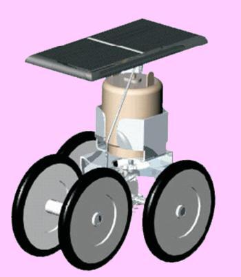 Solar Car - Kit Educativo